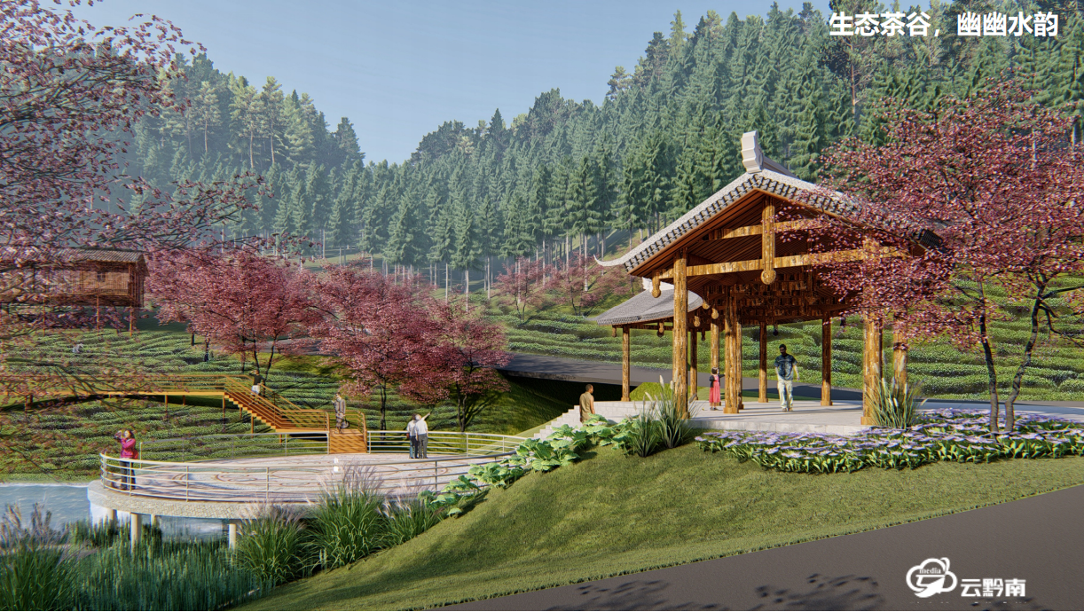 【綠博園建設進行時】山谷再利用 綠博園內亮點多