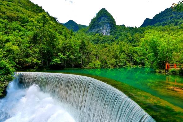 贵州荔波宣传片:醉美荔波 中国最美的森林