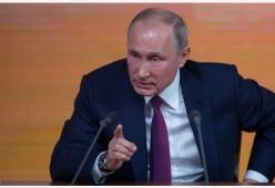 """歐洲如果部署美國導彈 普京警告""""瞄準"""""""