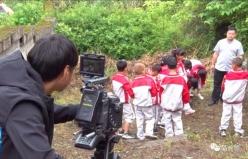 央視大型紀錄片《中國影像方志》到長順取景拍攝