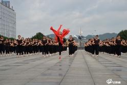 甕安職校舉辦第七屆校園文化藝術節