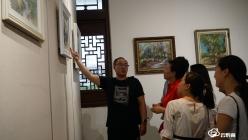 荔波縣舉辦慶祝新中國成立70周年美術寫生展