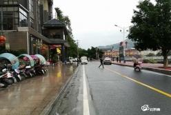 三都縣對重點路段進行整治交通秩序成效明顯