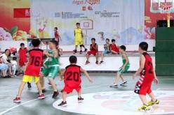 2019年中國小籃球聯賽貴州三都賽區圓滿閉幕