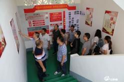 福泉:第一個村(居)陣地標準化建設投入使用