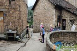 平塘縣興發村:全民參與環境整治 助推美麗鄉村提升