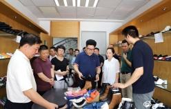 吳勝華到珠三角地區開展招商引資活動
