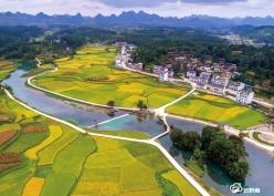 平塘:保護母親河  共建青山綠水