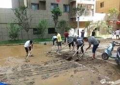 羅甸縣生態移民局積極開展抗災救災工作