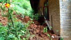 甕安:暴雨地質災害頻發 救災工作有序進行中