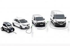 雷諾計劃2022年前推出兩款全新純電動車型