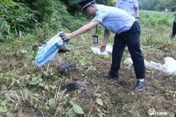 荔波森警聯合查獲并放生一批野生動物