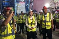 全國公路隧道施工安全生產技術交流暨應急演練活動在福泉舉行