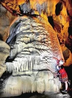 平塘縣者密鎮:令人迷戀的碭山溶洞