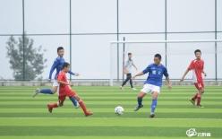 2019貴州省青少年足球錦標賽在勻啟幕