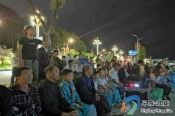平塘:惠民電影暖民心 脫貧攻堅增干勁