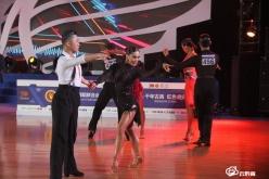2019年全國體育舞蹈技術等級錦標賽暨貴州省青少年體育舞蹈錦標賽在甕安縣舉行