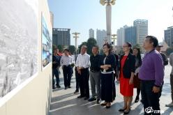 龍里舉辦慶國慶書畫攝影展