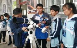 平塘:首次天文科普培訓競賽 平塘9名學生將受邀到京參賽
