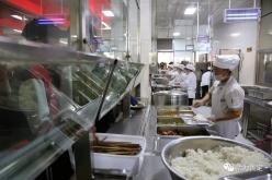 貴定中學獲評餐飲服務食品安全量化分級A級單位