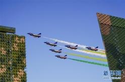 空軍航空開放活動向老百姓展現強國興軍之美
