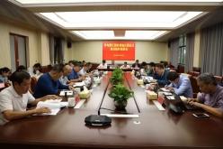 羅甸蒙江國家濕地公園試點建設驗收座談會召開