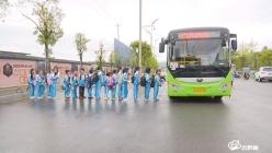 獨山:公交專線通擺九 村民出行不再難