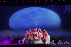 獨山舉行國慶文藝演出 共祝祖國繁榮昌盛