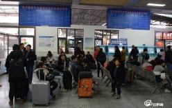 惠水:全力做好春运保障  让旅客回家更顺心