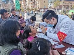 龙里县健康行动进社区