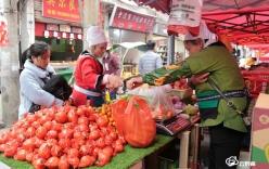 三都: 春节临近 年货市场购销两旺