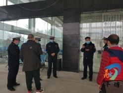 【众志成城抗疫情】平塘:狠抓农民工返岗包车安全检查