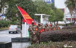 """【众志成城抗疫情】荔波退役军人助力抗""""疫"""""""