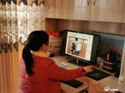 【众志成城抗疫情】福泉:网络教学让孩子们假期不孤独
