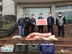 【众志成城抗疫情】都匀市墨冲镇:农村党员的暖心捐赠