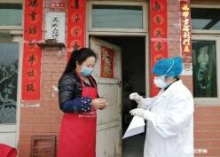 """【战""""疫""""一线群英谱】村医张仁敏:抗疫一线的村民健康守护者"""
