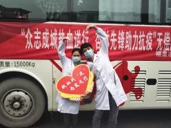 【眾志成城抗疫情】福泉市中醫醫院:杏林先鋒無償獻血助力抗疫