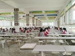 【眾志成城抗疫情】貴定:復學后的校園生活