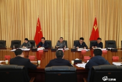 州委召开平安黔南建设领导小组会议