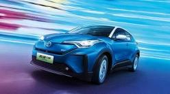 丰田在华首推量产纯电车型 奕泽E进擎22.58万元起