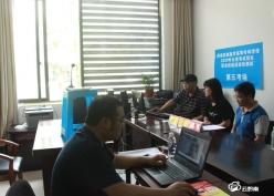 黔南医专开展高中毕业生职业技能适应性测试