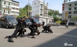 """平塘:警营开放日+退赃仪式体验别样""""警""""彩"""