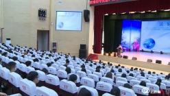 貴定縣多部門在黔南幼專開展反恐防恐知識宣傳活動