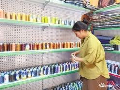 """非遗创新""""活""""传承——记三都县州级非物质文化遗产传承人韦娘"""