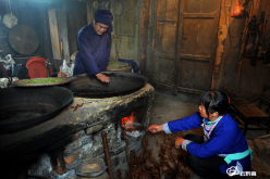 弘扬传统技艺 传承非遗文化——记都匀毛尖茶制作技艺国家级传承人张子全