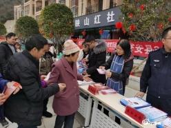 瓮安县民政局坚持以民为本创建模范机关