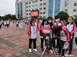 黔南州2020年天文科普活动走进罗甸职校