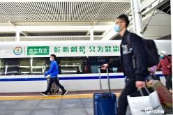 龙里:刺梨农产品搭乘高铁出深山