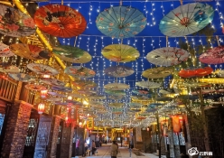 龙里:旅游带动产业旺  群众致富路上忙