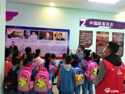共青团惠水县委组织开展关爱移民搬迁留守儿童活动